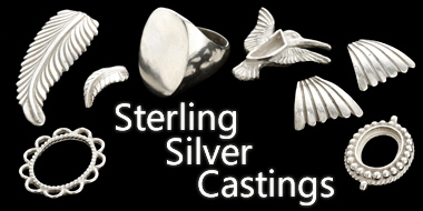 Silver Castings